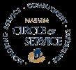 NASMM Circle of Service Logo PNG 100px