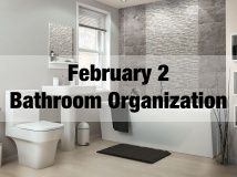 Bathroom org